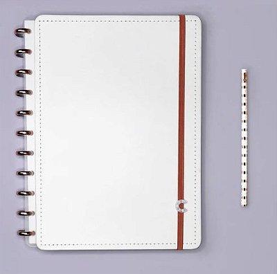 Caderno Inteligente All White Grande