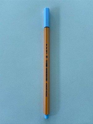 Stabilo Azul fine 0,4 88/11