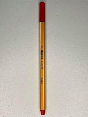 Stabilo Vermelha fine 0,4 88/40