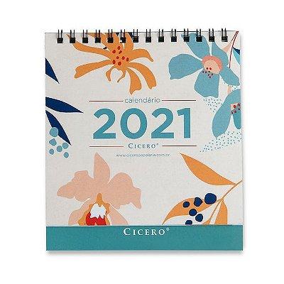 Calendário de Mesa 2021 - Pólen - 13 x15 - mensal