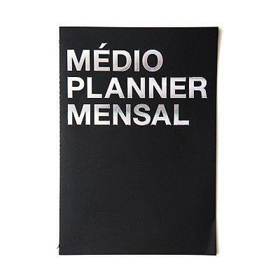 Planner Na Medida A4 - Preto