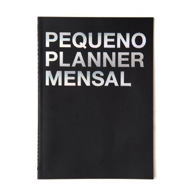 Planner Na Medida A5 - Preto
