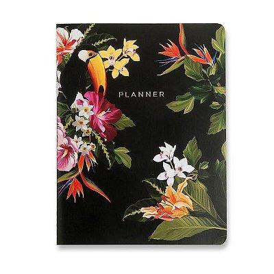 Agenda Planner Mensal Revista Tropical Fauna