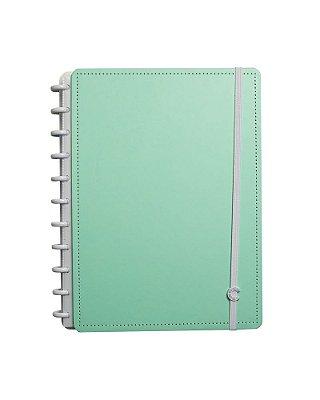 Caderno Inteligente Verde Pastel - A5