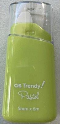 Fita Corretiva Trendy Pastel Cor Verde