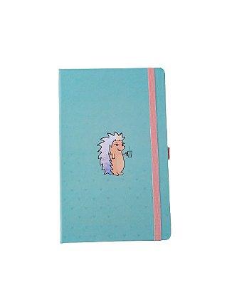 Caderneta Riccio Menta e Rosa