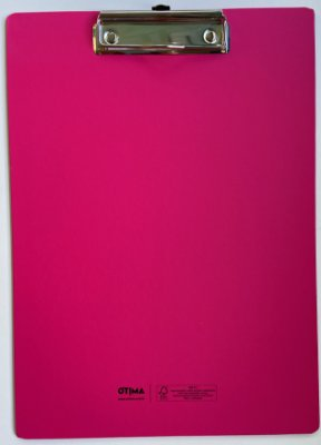 Prancheta Prime A4 Rosa