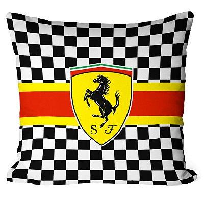 Almofada Ferrari Emblema v02
