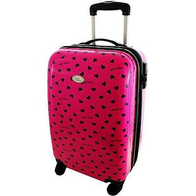 Mala de Viagem Jacki Design Valentine com Rodinhas JDH22785