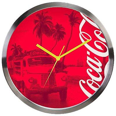 Relógio de Parede Coca-Cola Landscape Rio de Janeiro