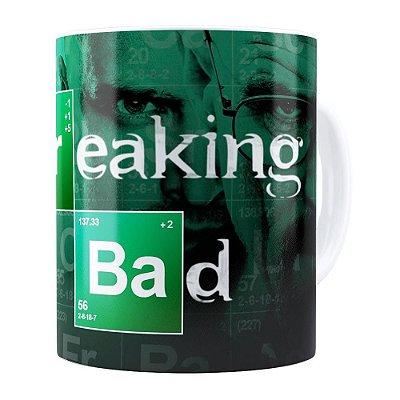 Caneca Breaking Bad v04 Branca