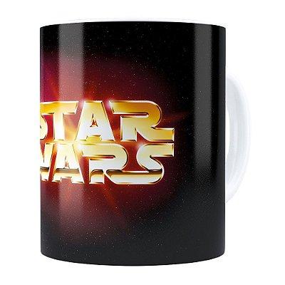 Caneca Star Wars v03 Branca