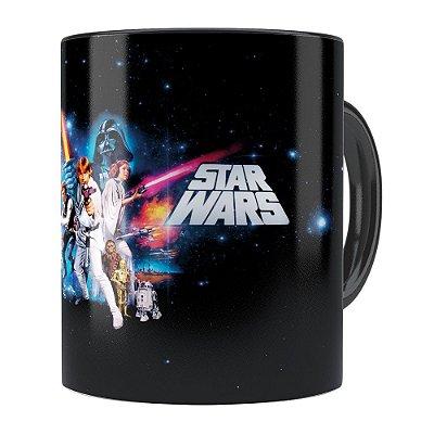 Caneca Star Wars v05 Preta