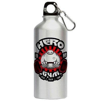 Squeeze Big Hero Academia 500ml Aluminio