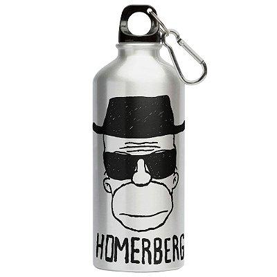 Squeeze Breaking Bad Homerberg Simpson 500ml Aluminio