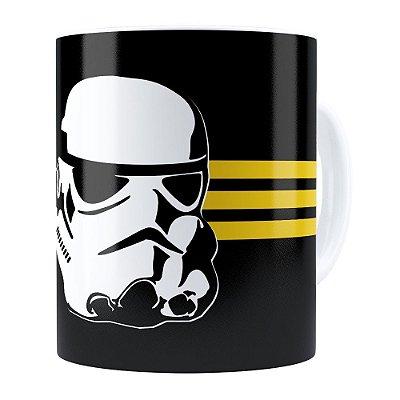 Caneca Star Wars StormTrooper v01 Branca