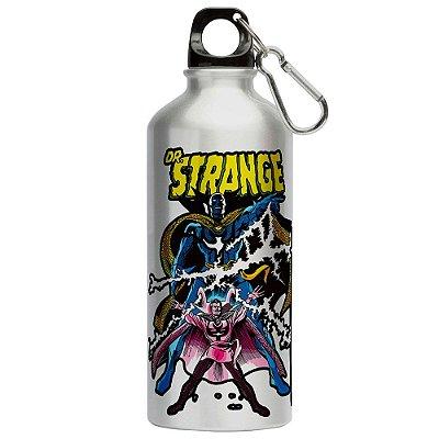 Squeeze Doutor Estranho (Doctor Strange) v03 500ml Aluminio