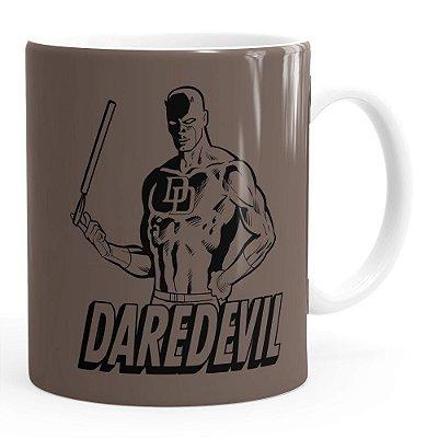 Caneca Demolidor (Daredevil) v01 Branca