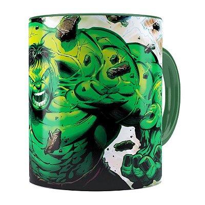Caneca Hulk v02 Verde Escuro