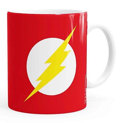 Caneca The Flash v01 Branca