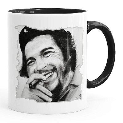 Caneca Che Guevara v01 Preta