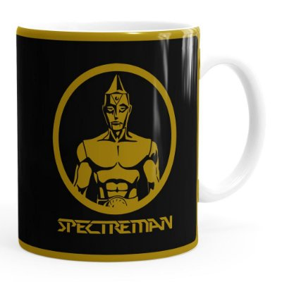Caneca Spectreman v03 Branca