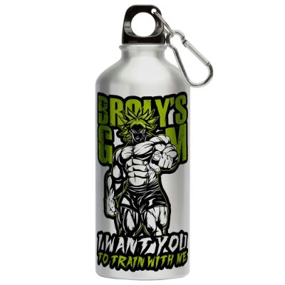 Squeeze Dragon Ball Broly Academia 500ml Aluminio