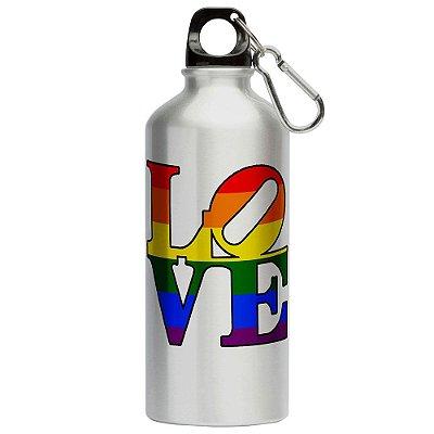 Squeeze Love LGBTQ 500ml Aluminio