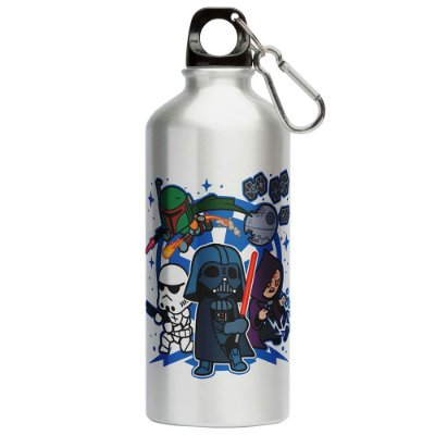 Squeeze Star Wars Darth Vader and Friends 500ml Aluminio