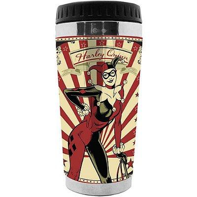 Copo Térmico Harley Quinn 473ml
