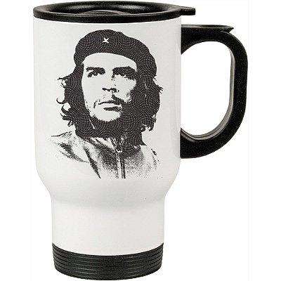 Caneca Térmica Che Guevara 500ml Branca