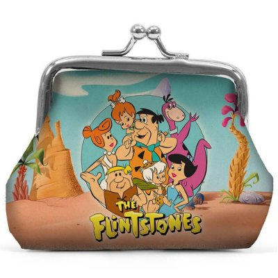Porta Moedas The Flintstones All Family Nature em Pvc