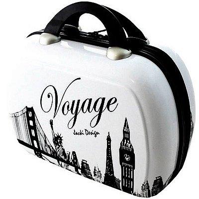 Frasqueira de Viagem Jacki Design Voyage JDH22573 Branca