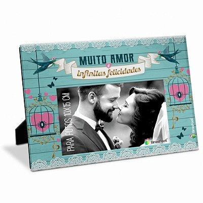 Porta Retrato Muito Amor 10x15