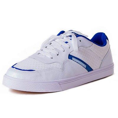 Tênis Floripa - Branco/Azul