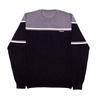 Blusa De Lã VM -  Listras