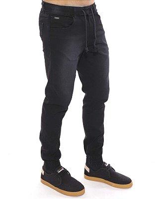 Calça Jeans Vida Marinha Jogger