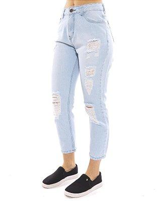 Calça Jeans Vida Marinha Praia do Rosa