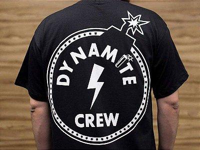 CAMISETA DYNAMITE CREW  D⚡️C - CREW BOMB T-SHIRT