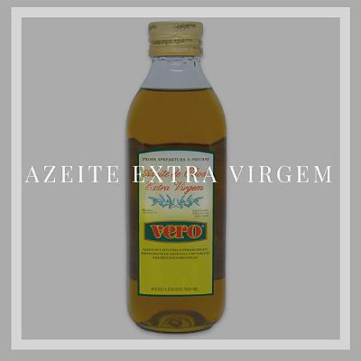 azeite extra virgem