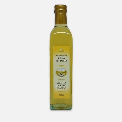 Vinagre de Vinho Branco Villa Vittoria 500 mL