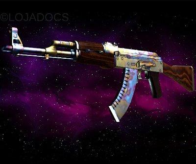 Pré-Venda [ENCOMENDA] AK-47 | Case Hardened (Minimal Wear)
