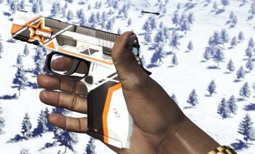 P250 | Asiimov - (Field Tested)