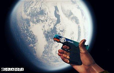 Glock-18 (StatTrak™) | Bico de Bunsen (Field Tested)