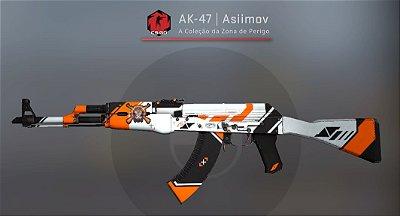 AK-47 | Asiimov [Testado em Campo]