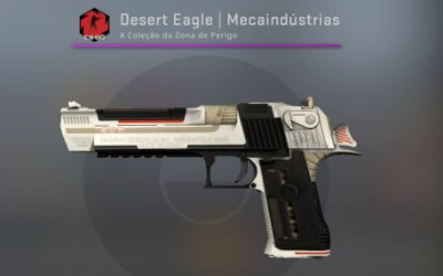 Desert Eagle | Mecaindústrias [testado em campo]