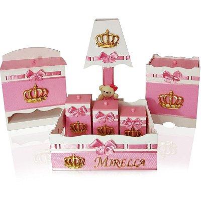 Kit Higiene Mirella 7 peças