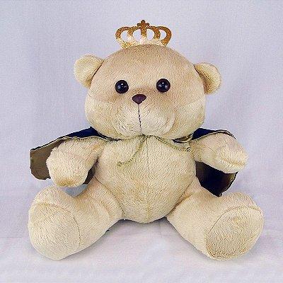 Urso De Pelúcia Principe G Marinho