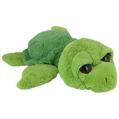 Tartaruga de Pelúcia - Verde 45 cm