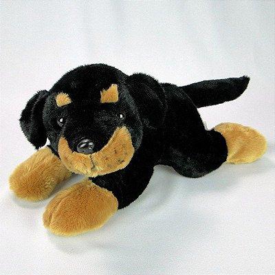 Cachorro de Pelúcia Rottweiler